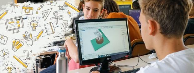 Grafico: ipermediale – disegno CAD
